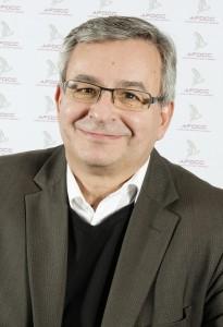 Eric Scherer, Credit Manager chez Hachette Livre et Membre du Conseil d'Administration AFDCC