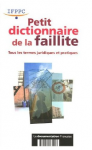dictionnaire de la faillite