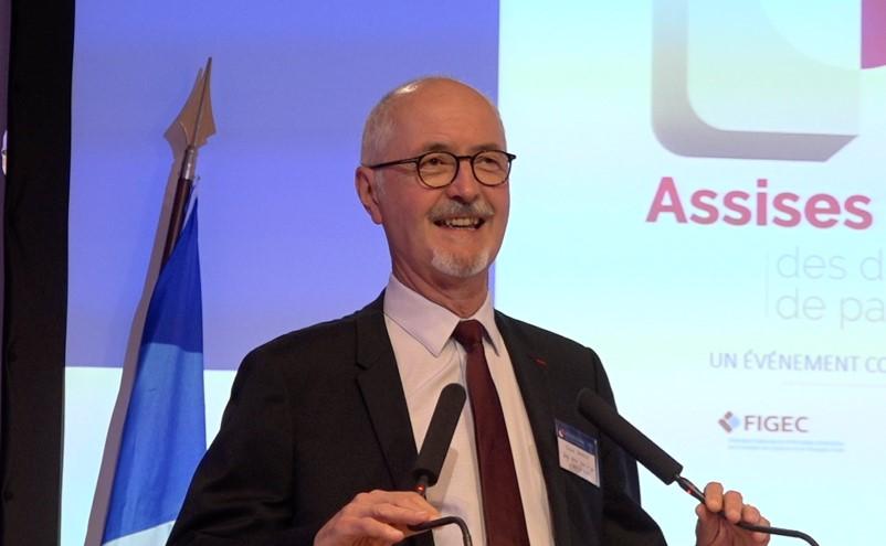 Jérôme Mandrillon, délégué général des Assises des délais de paiement, présente l'édition 2020
