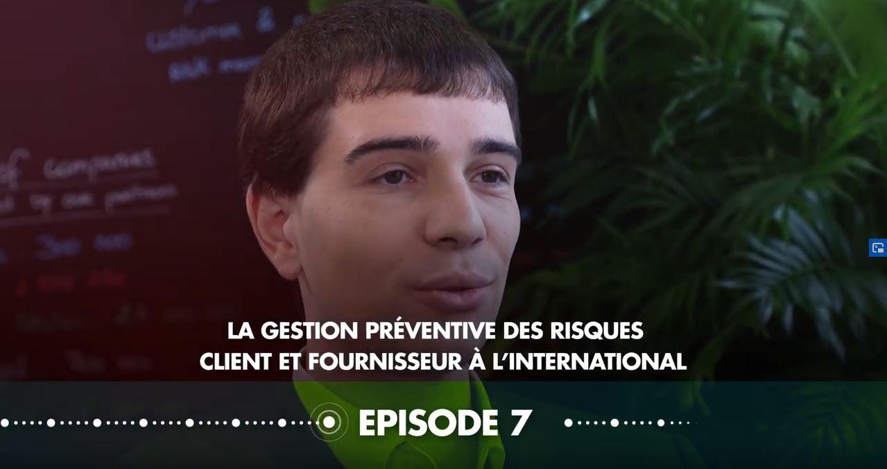 Business international – Le saviez-vous ? – 7/10 – Le Rendez-Vous Ellisphere : la gestion préventive des risques client et fournisseur à l'international