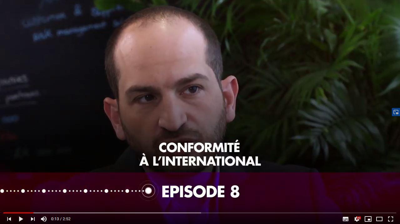 Business international – Le saviez-vous ? – 8/10 – Le Rendez-Vous Ellisphere : La conformité à l'international