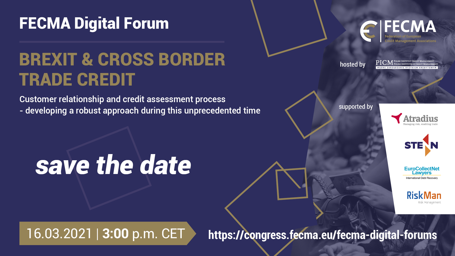 FECMA : Forum Digital – 16 Mars