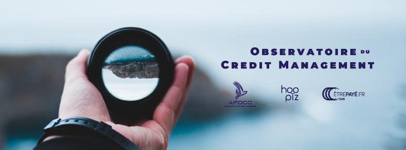 Webinar de l'Observatoire du Credit Management – Résultat du Baromètre du mois d'Avril